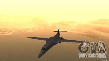 B1-B LANCER для GTA San Andreas