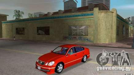 Lexus GS430 для GTA Vice City