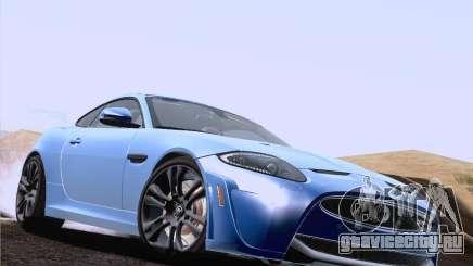 Jaguar XKR-S 2011 V2.0 для GTA San Andreas