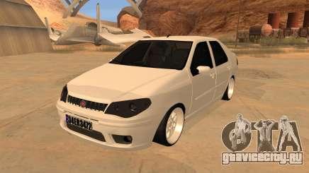 Fiat Albea для GTA San Andreas