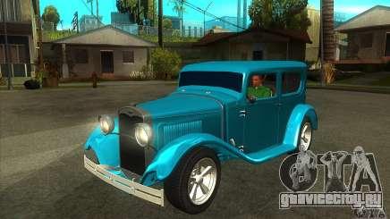 Ford A 1928 Hotrod для GTA San Andreas