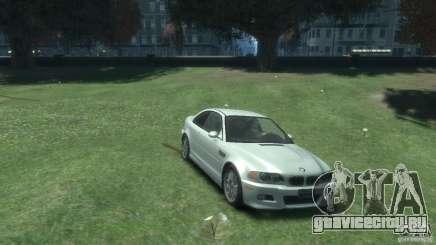 BMW M3 E46 для GTA 4