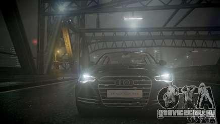 Audi A6L для GTA 4