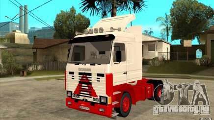Scania 143M 450 V8 для GTA San Andreas