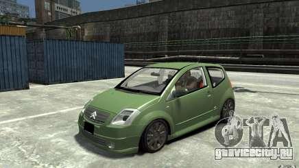 Citroen C2 для GTA 4
