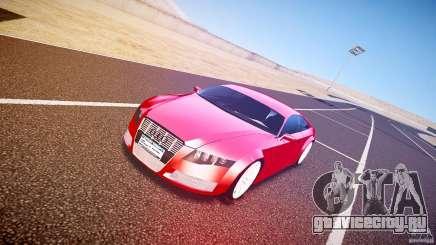 Audi Nuvollari Quattro для GTA 4