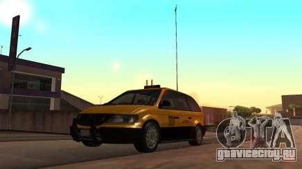 Cabbie  из GTA 4 для GTA San Andreas