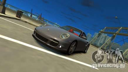 Porsche 997 Turbo для GTA 4