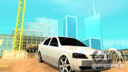 Chevrolet Astra Hatch 2010 для GTA San Andreas