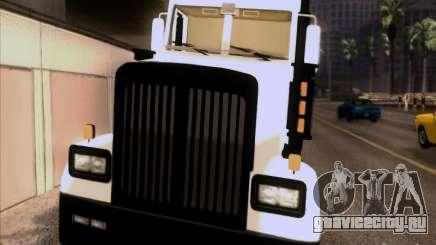 Western Star 4900EX skin 1 для GTA San Andreas