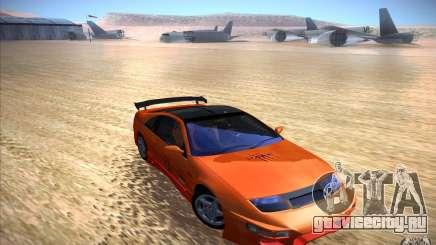 Nissan 300ZX Twin Turbo для GTA San Andreas
