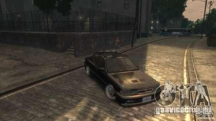 Mitsubishi Galant Stance для GTA 4