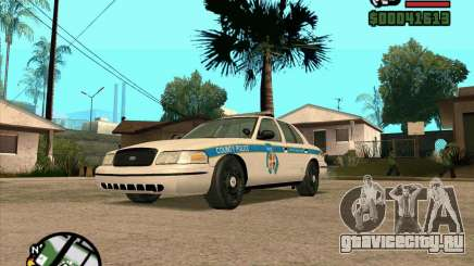 Ford Crown Victoria Baltmore County Police для GTA San Andreas