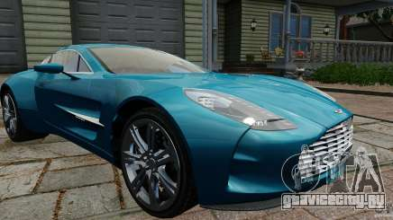 Aston Martin One-77 2012 для GTA 4