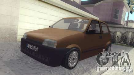 Fiat Cinquecento для GTA San Andreas