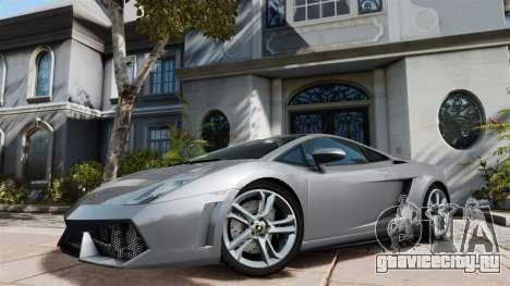 Lamborghini Gallardo LP560-4 [Final] v1 для GTA 4