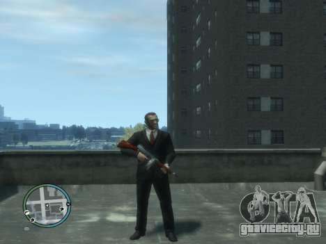 Thompson для GTA 4 пятый скриншот