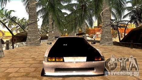 Elegy BN Nismo Sports для GTA San Andreas вид слева