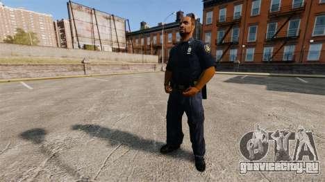 Обновлённый гардероб для полицейских для GTA 4