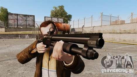 Тактический дробовик v2 для GTA 4 третий скриншот