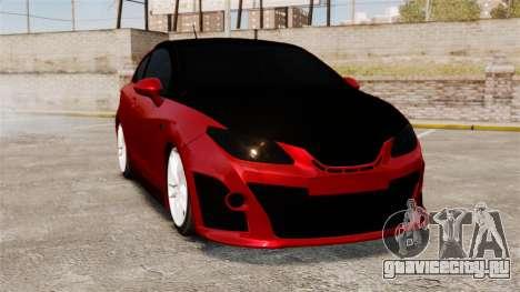 SEAT Ibiza для GTA 4