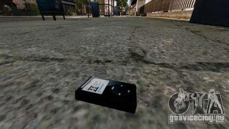 Обновлённый MP3-плеер для GTA 4 третий скриншот