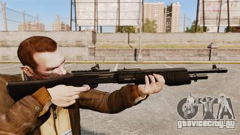 Автоматическое тактическое ружьё SPAS 12 для GTA 4