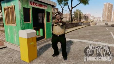 Полицейские охранники для GTA 4 второй скриншот