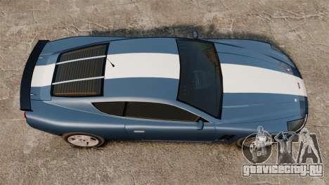 Обновлённый Super GT для GTA 4 вид справа