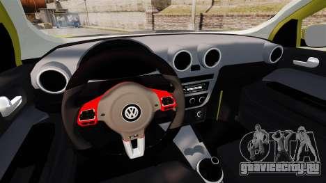 Volkswagen Gol G6 для GTA 4
