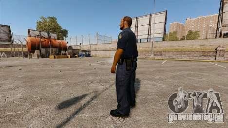 Обновлённый гардероб для полицейских для GTA 4 второй скриншот