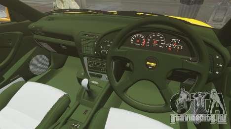 Toyota Celica ST185 GT4 для GTA 4 вид сзади