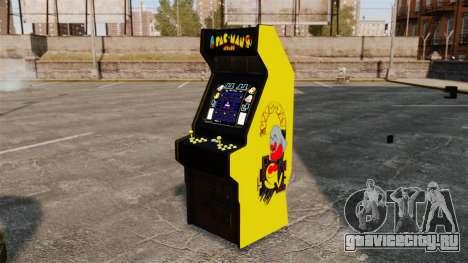 Новый игровой автомат для GTA 4