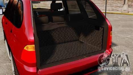BMW X5 4.8iS v3 для GTA 4 вид сбоку
