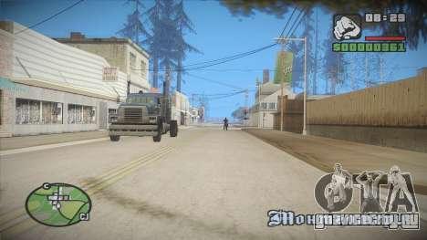 GTA HD Mod для GTA San Andreas шестой скриншот
