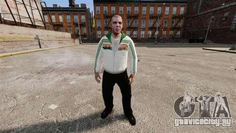 Новая одежда для Brucie для GTA 4