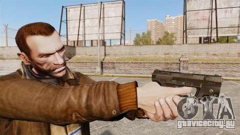 Самозарядный пистолет Walther P99 v1 для GTA 4