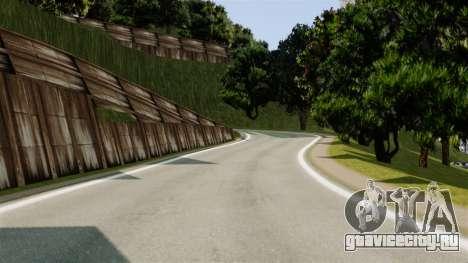 Takahiro Hill для GTA 4 второй скриншот
