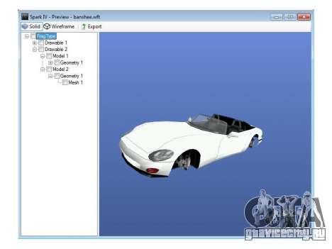 SparkIV 0.7.0 Beta 1 for GTAIV & EFLC для GTA 4 третий скриншот