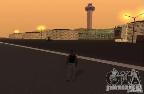 Новый аэропорт в Лос-Сантосе для GTA San Andreas