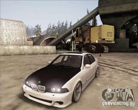 BMW M5 E39 Stanced для GTA San Andreas