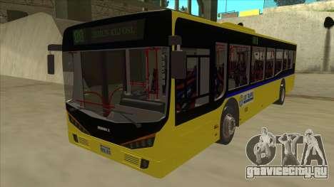 Bus Line 88 Novi Zeleznik для GTA San Andreas