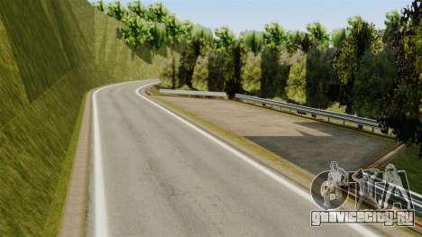 Takahiro Hill для GTA 4 пятый скриншот