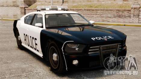 Полицейский Buffalo LAPD v1 для GTA 4