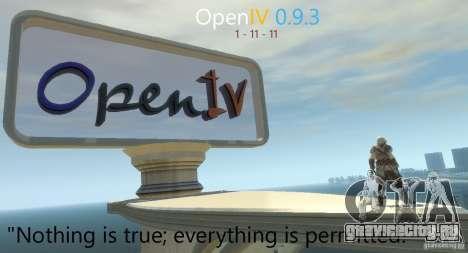 OpenIV 0.9.3 для GTA 4 второй скриншот