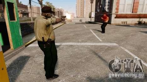 Полицейские охранники для GTA 4