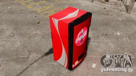 Торговые автоматы Coca-Cola для GTA 4 третий скриншот