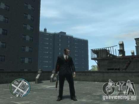 Thompson для GTA 4 второй скриншот