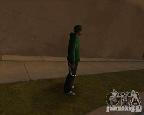Рыночные спортивки для GTA San Andreas третий скриншот