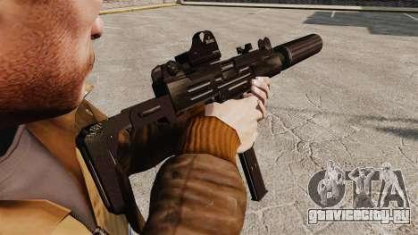Тактическая узи v1 для GTA 4 второй скриншот